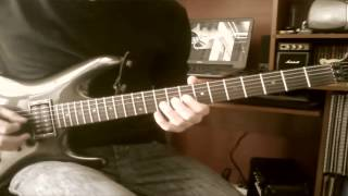 J.S.Bach - Badinerie ( Guitar Cover by Jorge Carpio )