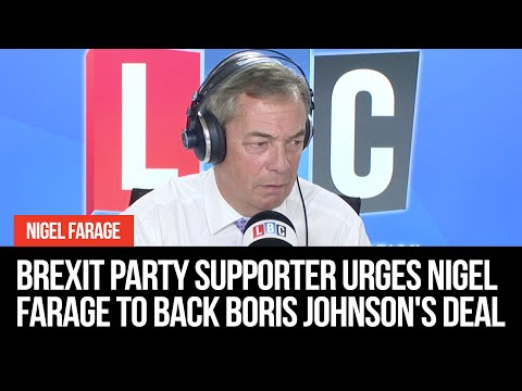 Brexit Party Supporter