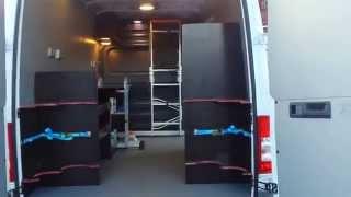 Переоборудование фургона в мастерскую на колесах(, 2015-03-05T15:51:35.000Z)