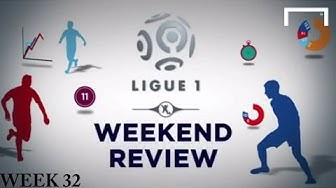Monaco's stellar away form continues | Ligue 1 Week 32 review