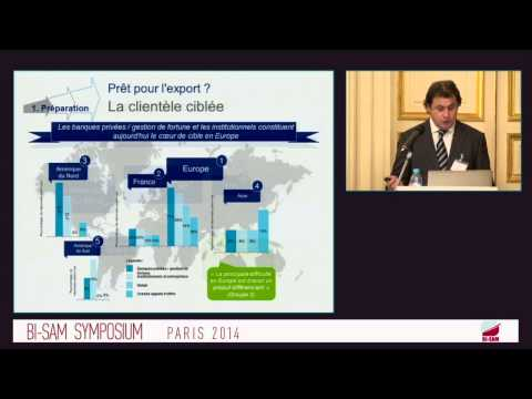 Ouverture à l'internationalisation, opportunités, process... 1/2
