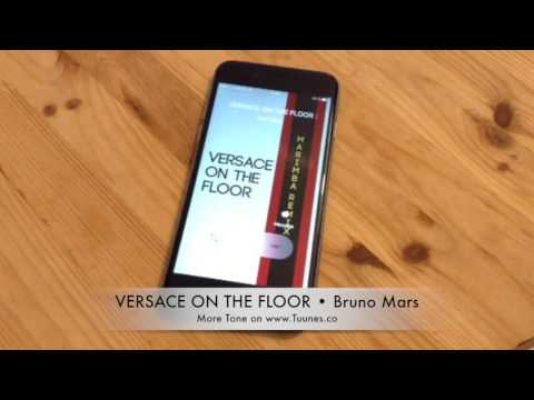 Bruno Mars Versace On The Floor Tribute Marimba Remix Ringtone • Ringtone For iPhone and Android