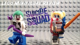 Lego Suicide Squad Joker & Harley Quinn - Review
