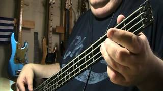 The Beatles Hey Jude Bass Cover