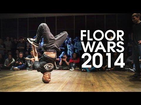 Floor Wars 2014 International Breaking Battle CPH Denmark | YAK FILMS