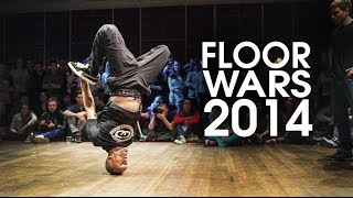 Floor Wars 2014 International Breaking Battle CPH Denmark | YAK FILMS