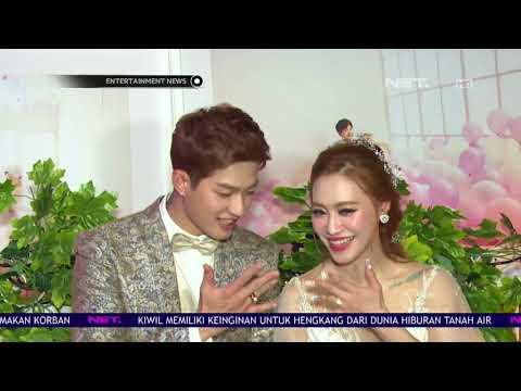 Lee Jeong Hoon Resmi Menikah dengan MOA