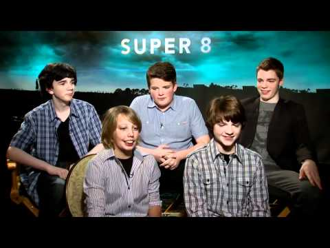 'Super 8' Interview: The Boys