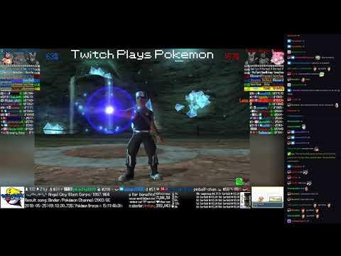 Twitch Plays Pokémon Battle Revolution - Matches #117800 and #117801