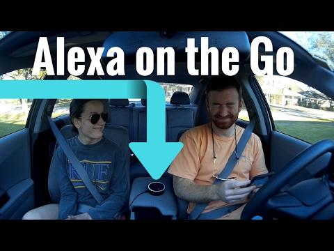 Echo Dot in the Car: Alexa on the Go!