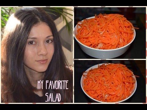 Морква по-корейськи в домашнх умовах - Смакота 13