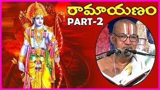 Sri Ramayanam in Telugu - Telugu Devotional Speech / Songs - Kandadai . Ramanujacharya
