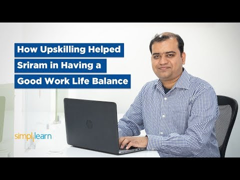 how-upskilling-helped-sriram-in-having-a-good-work-life-balance-|-pmp-course-|-simplilearn-reviews