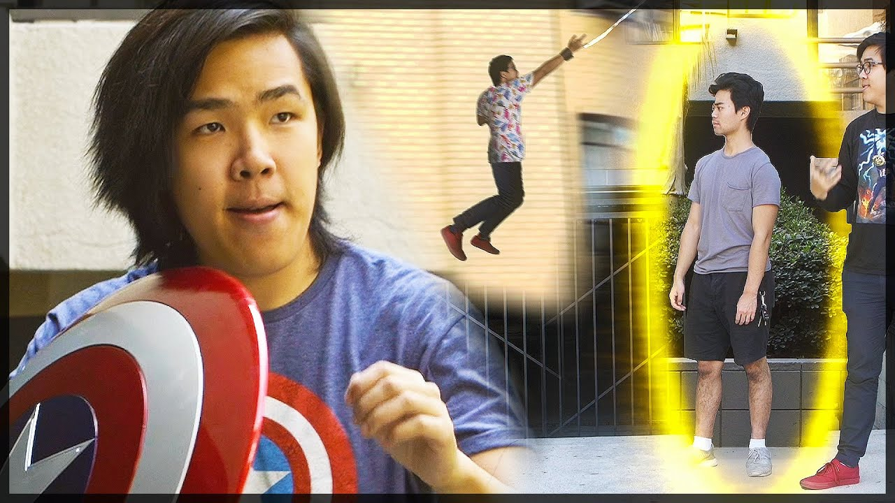 If I Had Marvel Superpowers (Captain America, Spider-Man, Doctor Strange & more) - Compilation #1