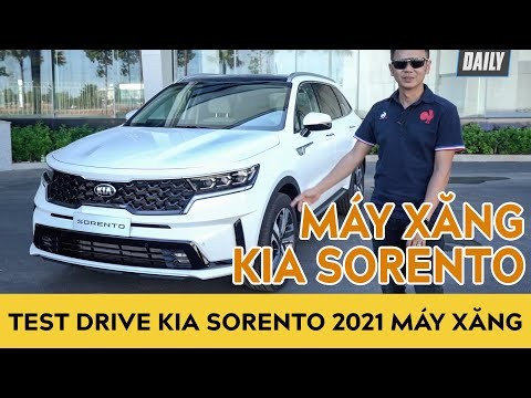 Nếu chưa thích máy dầu, thì đây là Kia Sorento 2021 máy xăng dành cho bạn | Autodaily