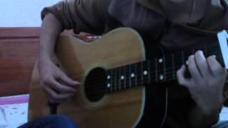 Cát bụi (cover guitar).MOV
