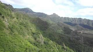 Waianae Mountain Range Gunfire