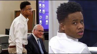 Tay K Pleads Guilty To Aggravated Robbery but Tells Judge He Didn't Agree to Kill Anyone!