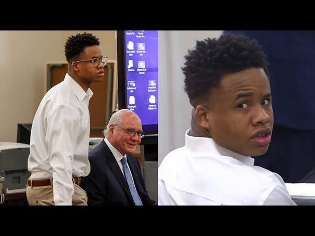 Tay K Pleads Guilty To Aggravated Robbery but Tells Judge He Didnt Agree to Kill Anyone!