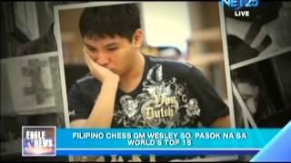 Philippine chess grandmaster enters World