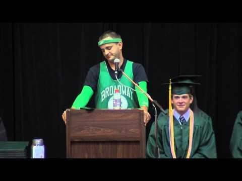 Broadway High School 2014 Commencement Speech