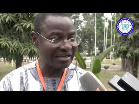 Video interview with Professor Moustafa Mijiyawa, Minister of Health in Togo
