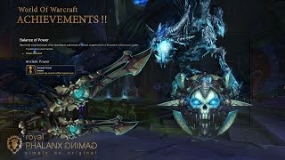 Achievement-Legion 7.2 Frost Death Knight Blades of the Fallen Prince-Sindragosa's Fury Skin