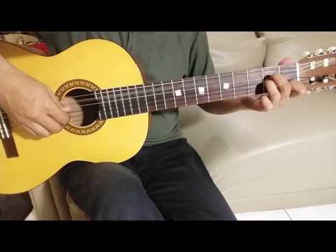 Bimbo - Tuhan (Fingerstyle Cover & Tutorial Gitar) | Ilham Andika
