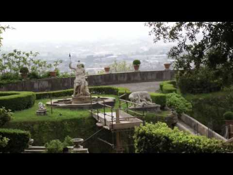 Hadrian's Villa and Villa d'Este Tivoli  Italy  Unesco World Heritage Site