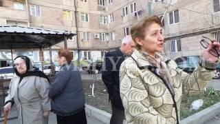 Արտակարգ իրավիճակ Երևանում  բազմաբնակարան շենքի կոյուղաջրերը լցվում են նկուղային հարկեր