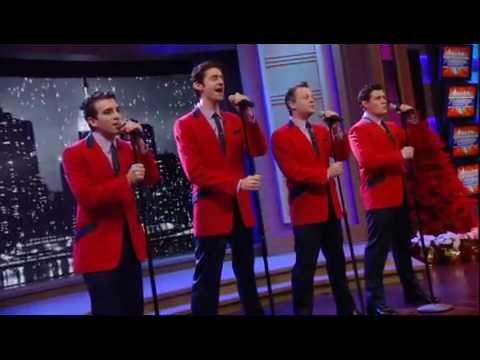 Jersey Boys Broadway Christmas Medley