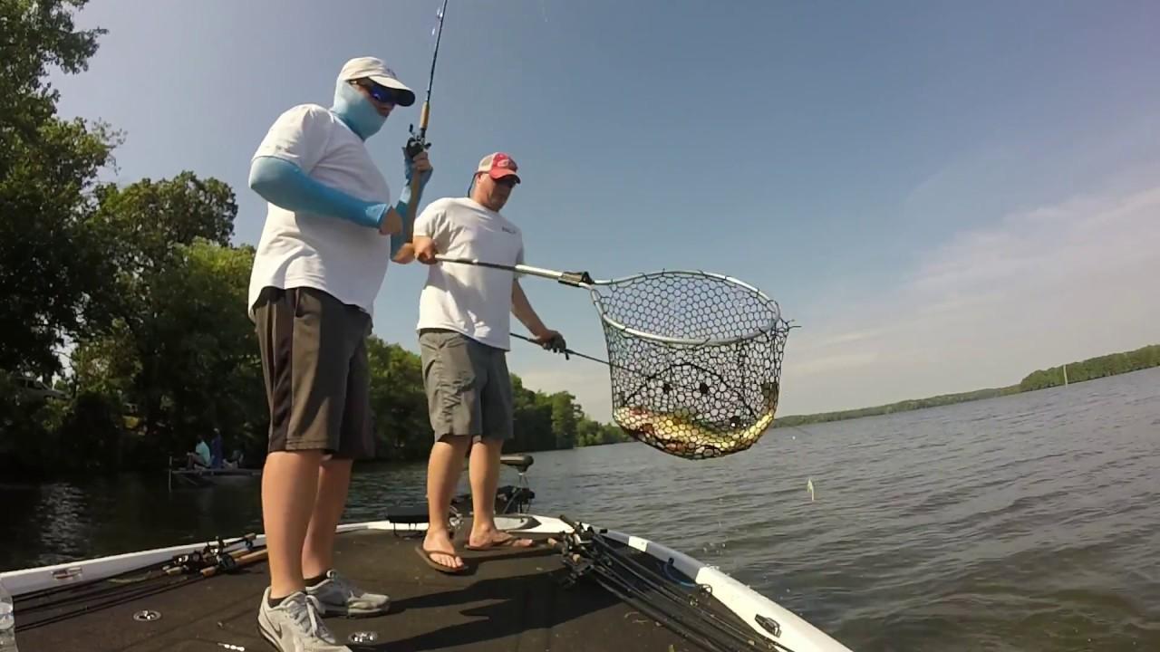 Lake Atkins Bass Fishing Youtube