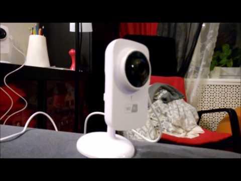 Wi-Fi видеокамера - камера для видеонаблюдения купить