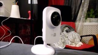 Обзор видеокамеры видеонаблюдения HD Mini Wi Fi IP камеры