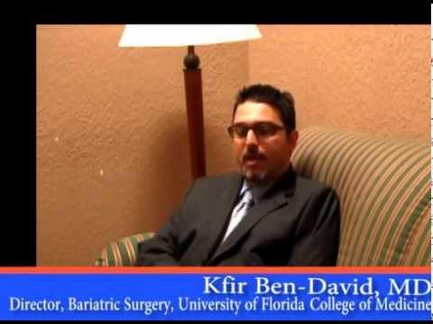 Kfir Ben-David, MD, FACS- Obesity Crisis in Florida