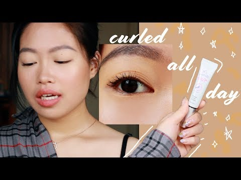 Etude House Dr Mascara Fixer for Perfect Lash Review/First Impressions