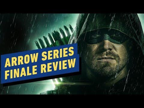 "Arrow: Series Finale ""Fadeout"" Review"