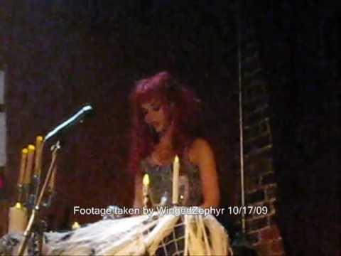 Emilie Autumn - Shalott (live)