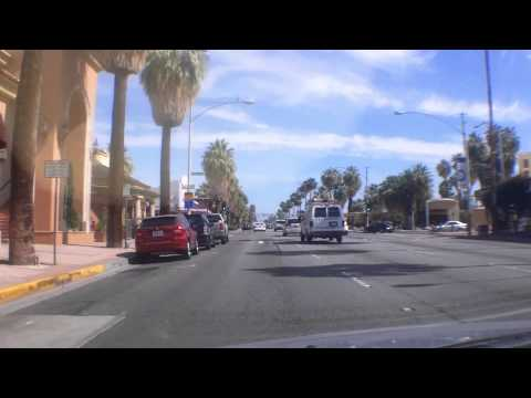 Palm Springs Roadtrip (Marilyn statue, walk of stars, N Palm Canyon, wind farms)