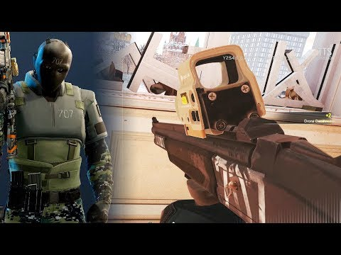 VIGIL GAMEPLAY - New Rainbow Six Siege Operator (Operation White Noise)