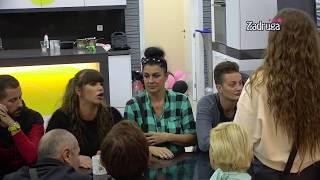 Zadruga 3   Nominacije 3.deo  Dalila I Miljana Nastavile Da Se Svađaju   20.09.2019.