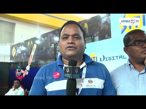 Digital India 5th Cablenet Expo Hyderabad - SITI Network Siva Prasad - hybiz