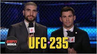 Jon Jones, Kamaru Usman, Ben Askren win at UFC 235 | ESPN MMA