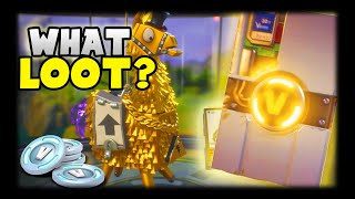 What did we get?? - LOOT LLAMA OPENING | Fortnite Save The World