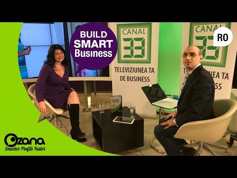 Smart Business | Cum iti cresti afacerea in 2018 |  Canal 33