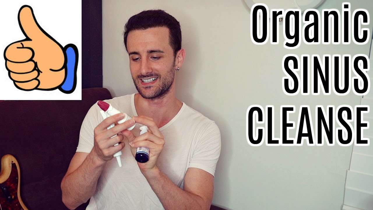 The Best Sinus Cleanse I've Ever used!
