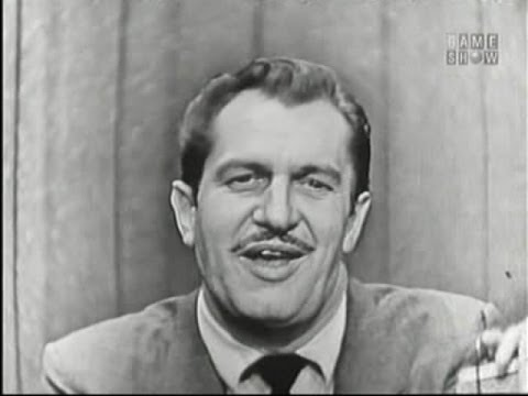 What's My Line? - Floyd Patterson; Vincent Price; Walter Pidgeon [panel] (Dec 16, 1956)