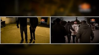 Le360.ma • مع الشرطة في حربها ضد الإجرام والمجرمين بالرباط