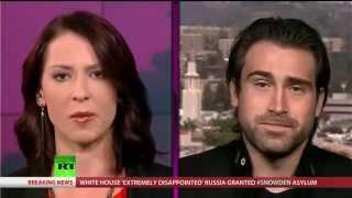Sean Stone accepts islam  and debunks media manipulation against islam