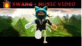 SWANG | Rae Sremmurd | ROBLOX MUSIC VIDEO